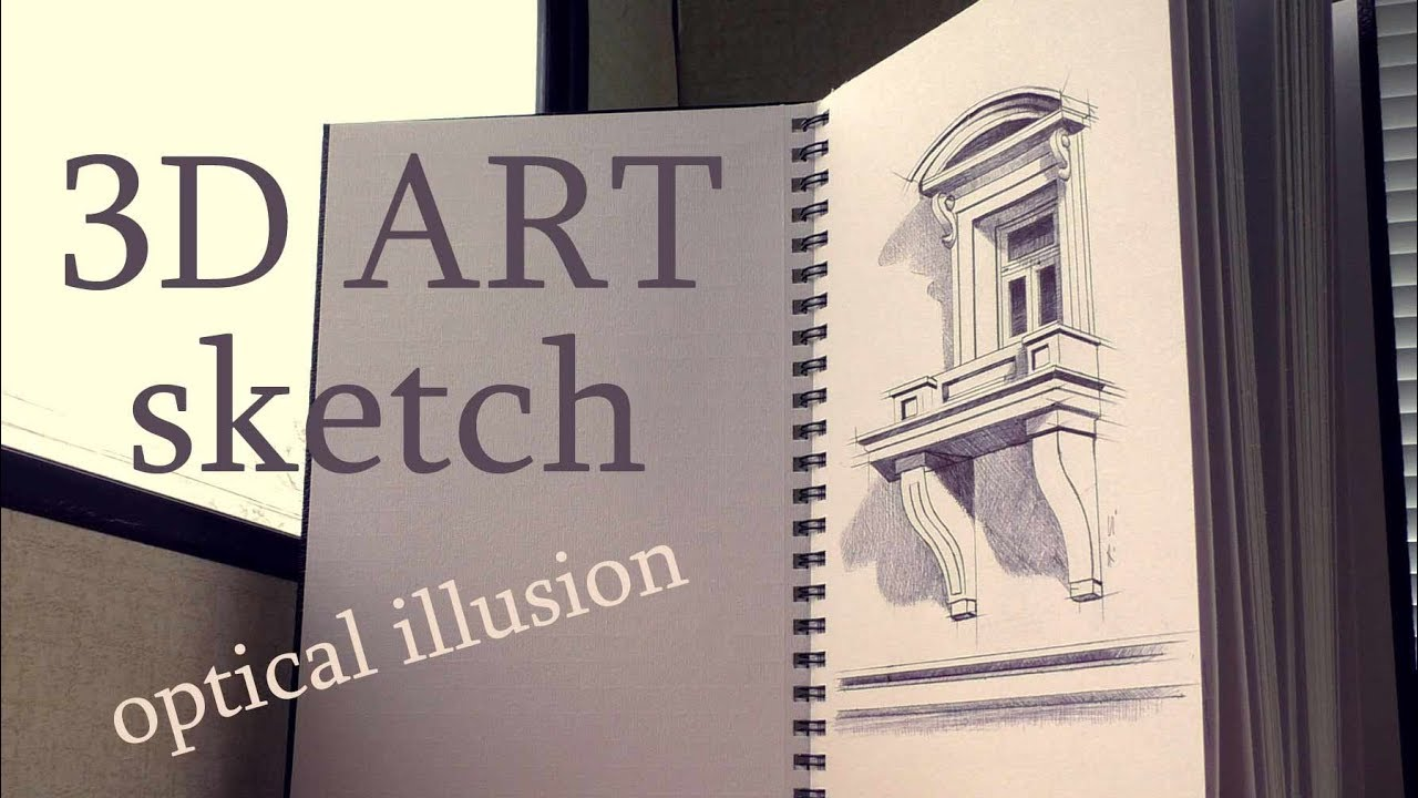 Balkon Zeichnung In 3d Geht Das Youtube