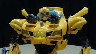 Transformers Prime Weaponizer BUMBLEBEE: EmGo