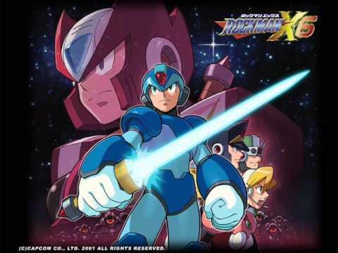 Megaman x6 Ending-I.D.E.A. (full)