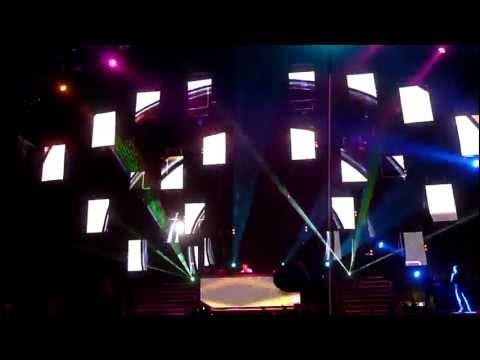 EDC LV 2011 - Dash Berlin - video 1 of 2 (EDC video 31 of 41) HD