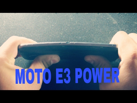 Moto E3 Power Durability Test - BEND TEST - Scratch test BURN TEST