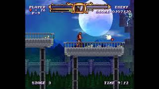 Castlevania The Adventure: Stage 3