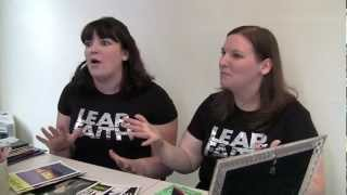 Patty & Emily: Unofficial Leap Of Faith Street Team