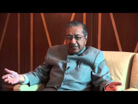 Dr. Mahathir Mohamad: America's Drive towards Global Hegemony, Economic Warfare and Regime Change