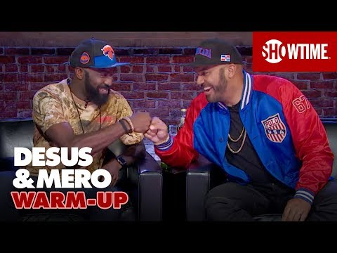 NYC Blackout Wildin&39; in Miami & Big Little Lies Guessing Game  DESUS & MERO  SHOWTIME