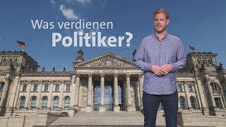 #kurzerklärt: Was verdienen Politiker?