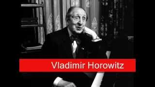 Vladimir Horowitz: Chopin - Mazurka in F sharp minor, Op.  59 No. 3