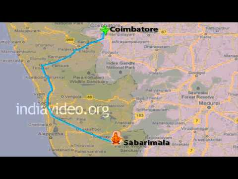 Tamil Version: How to reach Sabarimala by flight?