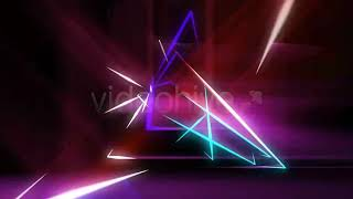 Neon Lasers And Lights VJ Pack | Motion Graphics - Videohive template
