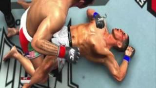 UFC 2009 Undisputed Multiplayer KO Montage