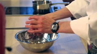 Клубничный зефир по диете доктора Дюкана на основе желатина