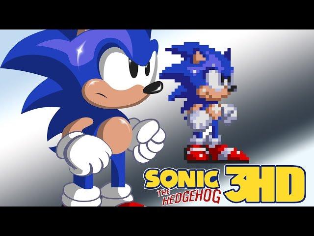 razor zenon sonic 3 hd tech demo walkthrough youtubevideos io