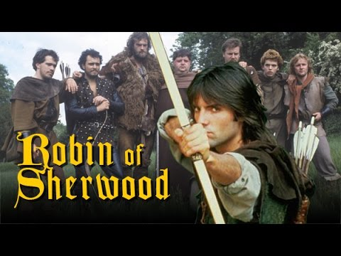 Robin Of Sherwood Clip