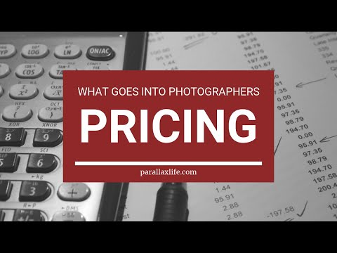 The 3 pieces of the pricing puzzle: How to Price Photography or Creative Business