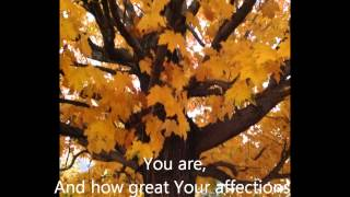 OH How HE Loves Us with Lyrics by David Crowder Band