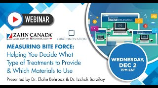 Webinar: Helping You Decide What Type of Treatments to Provide & Which Materials to Use