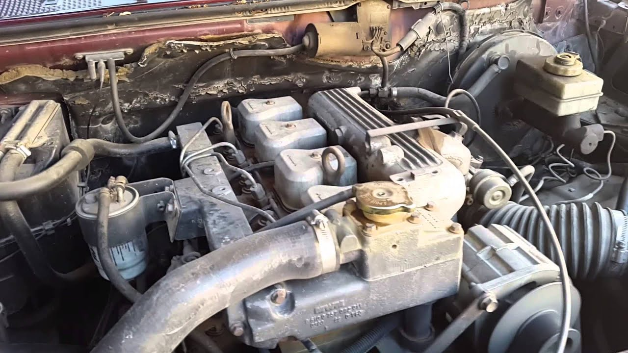 Ford f100 motor mwm modelo 99 youtube for Add a motor d20