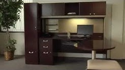 Quantum Collection, office furniture by BBF (Bush Business Furniture)