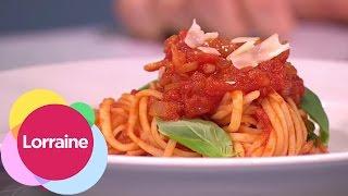 Gonion Pasta Sauce | Lorraine