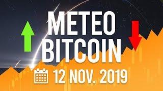 La Météo Bitcoin FR - 12 novembre 2019 - Analyse Crypto Fanta
