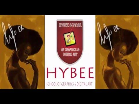 Adobe Photoshop Digital Painting Tutorial _ African Model