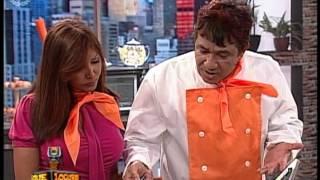 Que Locura - Cocinando Con Hermo junto a Scarlett Linares
