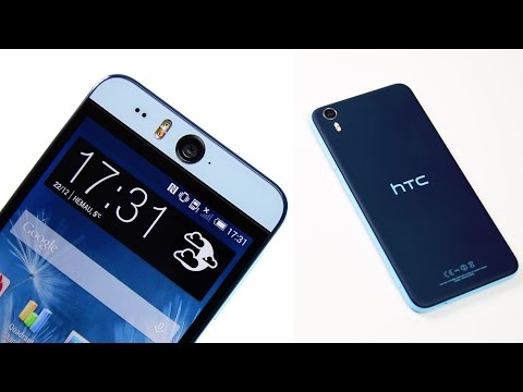 Review: HTC Desire Eye (Deutsch) | SwagTab