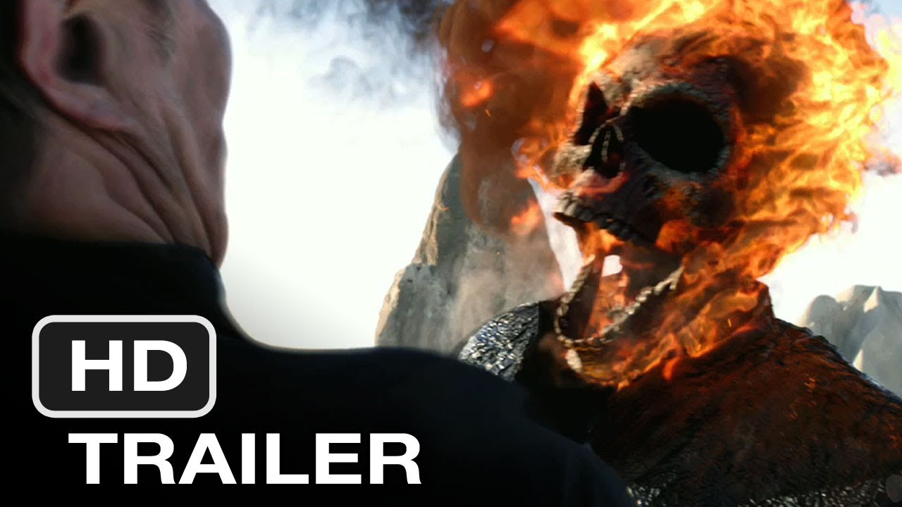 Ghost Rider Spirit Of Vengeance 2012 Trailer Hd Movie Youtube
