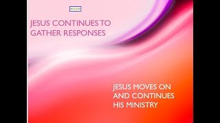 How does Jesus continue to demonstrate his kingship