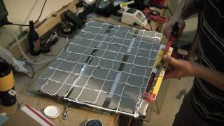 How To Build A Solar Panel From Solar Cells Diy  Part 3