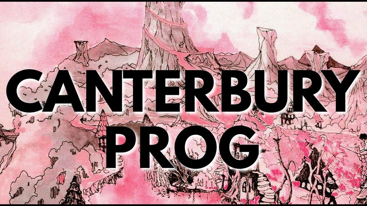 5 Albums to Get You Into CANTERBURY PROG
