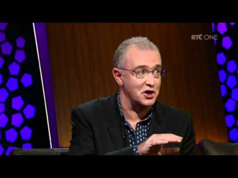 The Late Late : Joseph O'Connor on the Irish love of the 'F' word