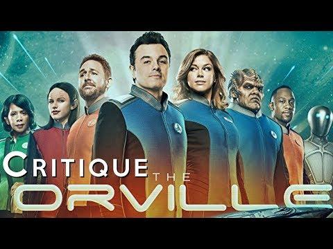 THE ORVILLE : Critique du pilote de la série made in Star Trek