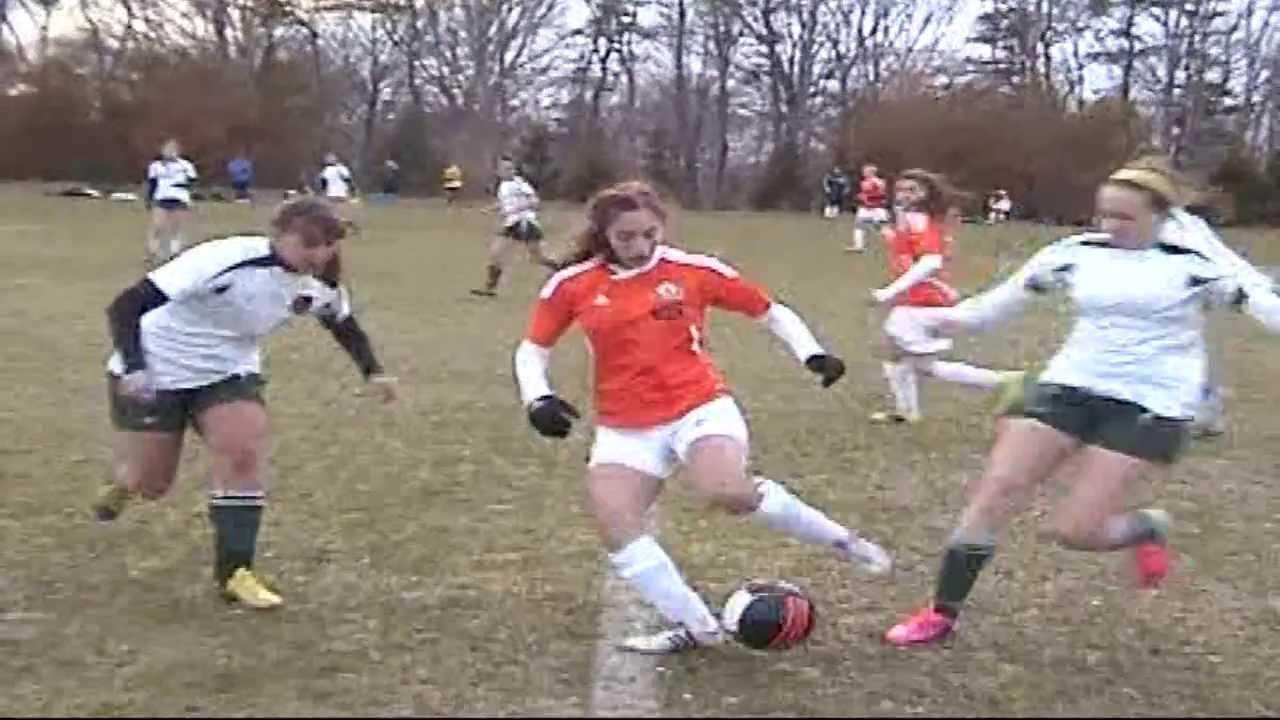 Isabella Ayvaz - Soccer Highlight Video - High School ...