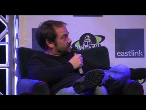 HalCon 2014  Mark Sheppard's First Q&A