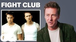 Edward Norton Breaks Down His Most Iconic Characters | GQ