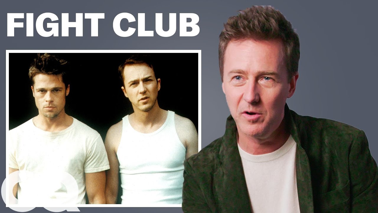 Edward Norton Breaks Down His Most Iconic Characters