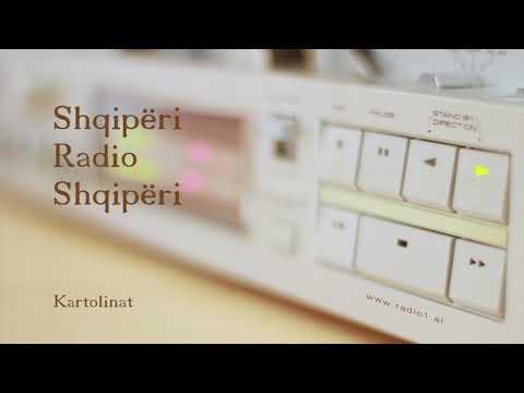 Shqiperi Radio Shqiperi   39   Kartolinat
