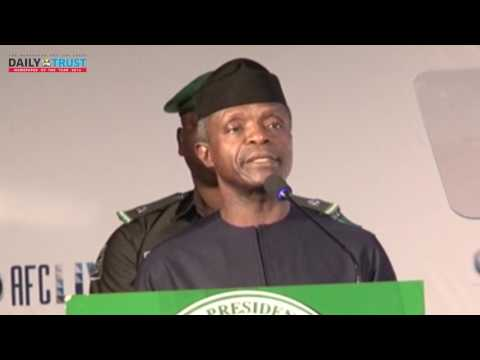 Broadband is the new utility - Osinbajo