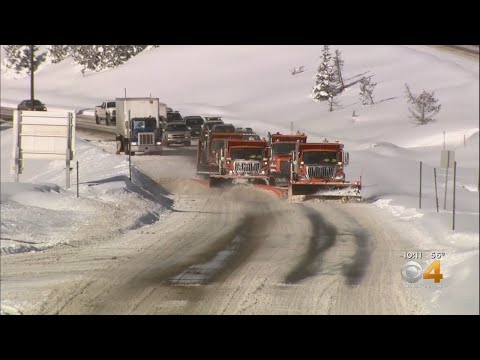 CDOT Looking For 100+ Snowplow Drivers Before Winter