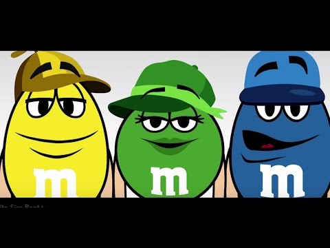 M&M's Commercial 2017 Bite-Size Beat Kelly S, Cumberland, ME