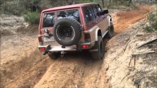 4WD Angelsea Hillclimbs