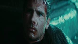 "Blade Runner ""Time To Die"" Blade Runner 1982-Final scene with Rutger Hauer"