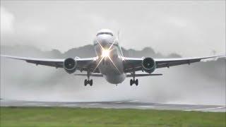 Planes at Birmingham Int