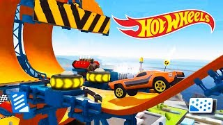 Hot Wheels: Race Off - Daily Race Off And Supercharge Challenge #33 | Android Gameplay |Droidnation