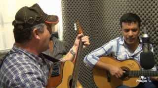 Fernando Bo e Renato Strada na Rádio Nova Granada FM