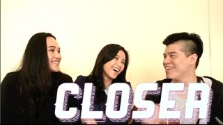 Closer - The Chainsmokers Ft. Halsey | Kaye & Kyla X RaguelMusic (LIVE COVER)