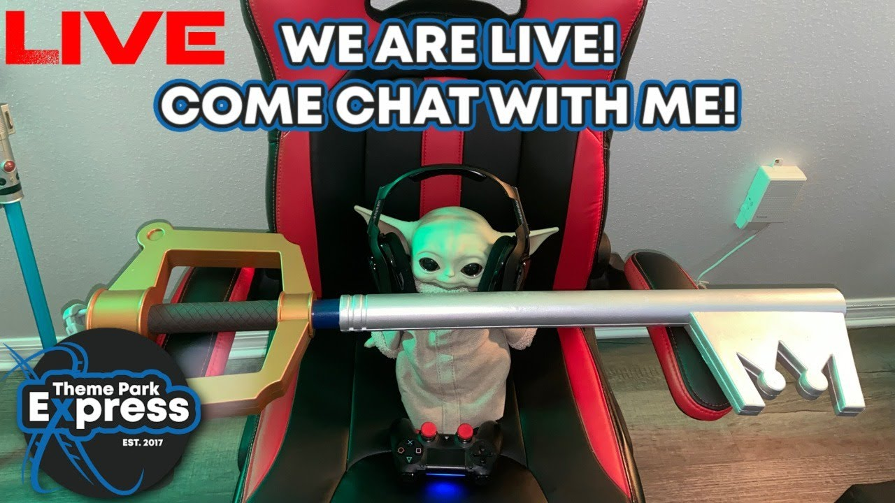 WE ARE LIVE! Playing Kingdom Hearts 2 Final Mix! Come Chat With Me!