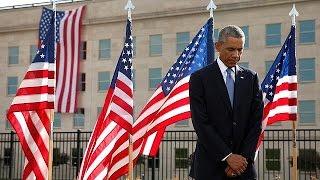 أوباما في ذكرى 11 سبتمبر: أميركا اثبتت أنها أقوى من الإرهاب