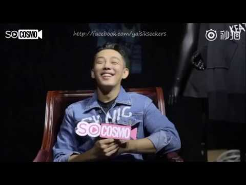 Yoo Ah In - Cosmopolitan China x Diesel Interview in Shanghai 2018.09.20 [ENGSUB]